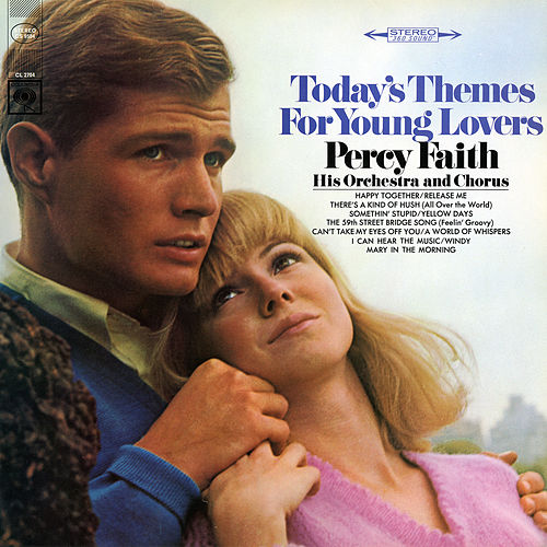 Today's Themes for Young Lovers de Percy Faith & His Orchestra & Chorus