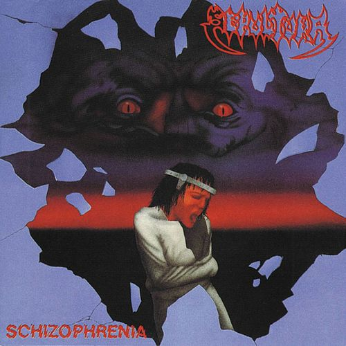 Schizophrenia by Sepultura