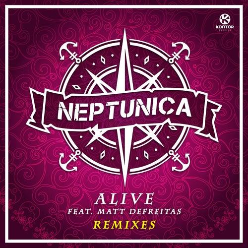 Alive (feat. Matt DeFreitas) (Remixes) by Neptunica