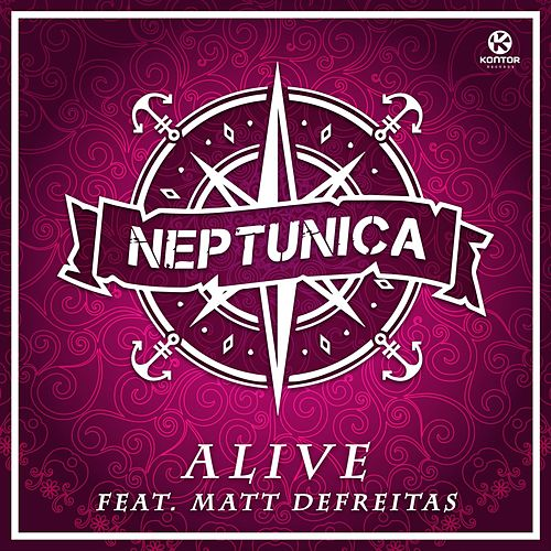 Alive (feat. Matt DeFreitas) by Neptunica