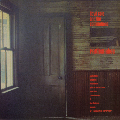 Rattlesnakes (Remastered) by Lloyd Cole
