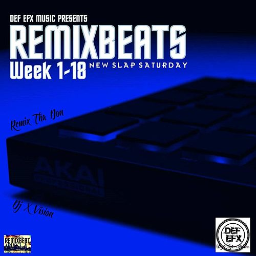 'RemixBeats' Volume 1 Hip Hop Instrumentals (NSS) de Remix Tha Don