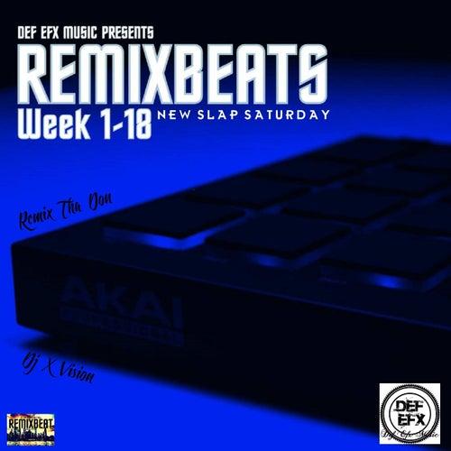 'RemixBeats' Volume 1 Hip Hop Instrumentals (NSS) de Remix Tha Don