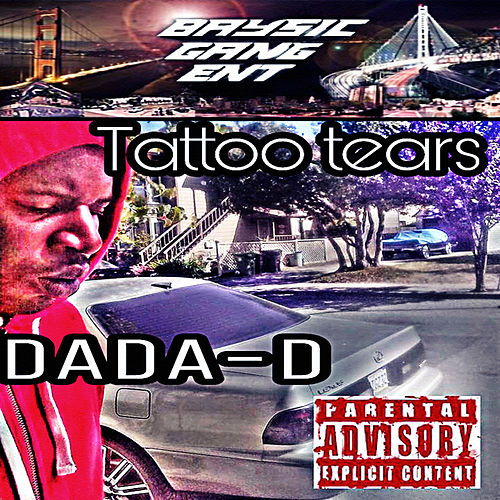 Tatoo Tears von Dada-D