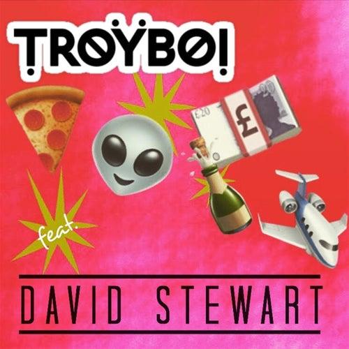 Showbiz (feat. David Stewart) de TroyBoi