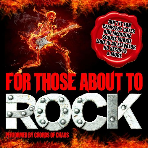 For Those About to Rock di Chords Of Chaos