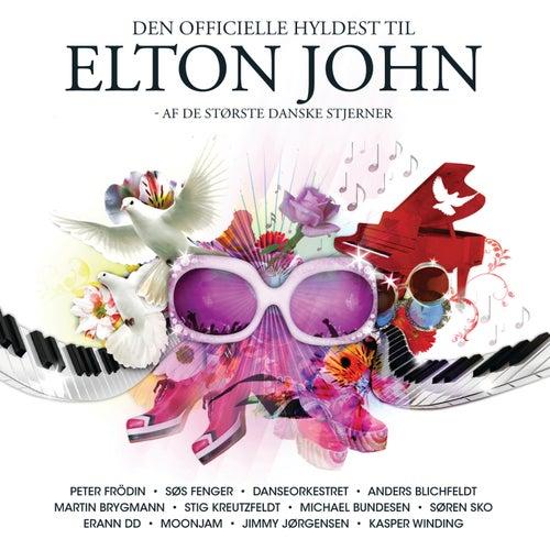Den Officielle Hyldest Til Elton John - Af De Største Danske Stjerner fra Various Artists