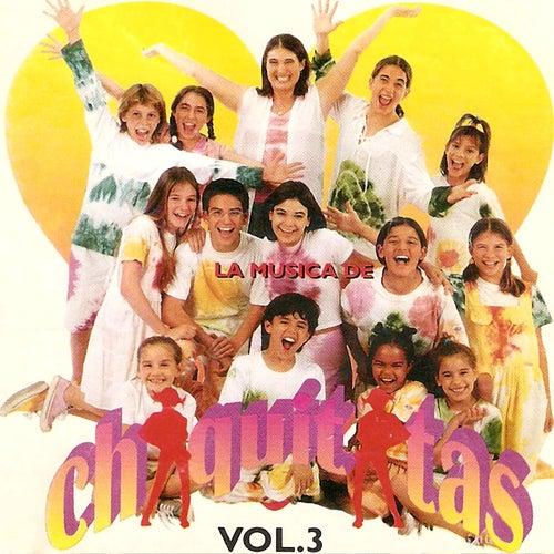La Música de Chiquititas, Vol. 3 de Chiquititas