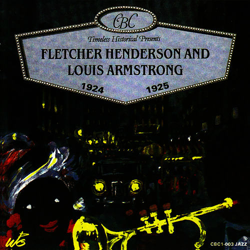 Fletcher Henderson and Louis Armstrong de Fletcher Henderson