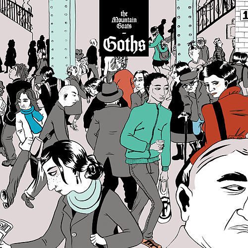 Goths (Deluxe Version) von The Mountain Goats