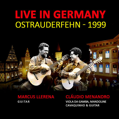 Live in Germany (Ostrauderfehn 1999) de Various Artists