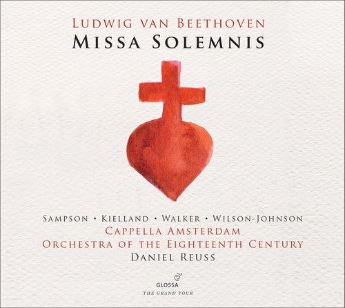 Beethoven: Missa solemnis, Op. 123 de Carolyn Sampson