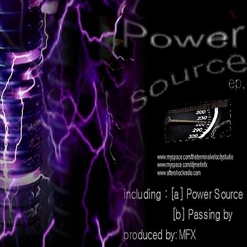 Power Source Ep. by Mfx