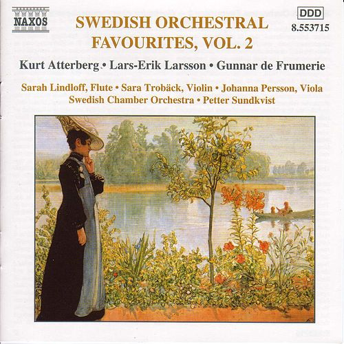 Swedish Orchestral Favorites Vol. 2 de Lars-Erik Larsson