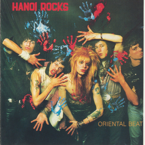 Oriental Beat by Hanoi Rocks