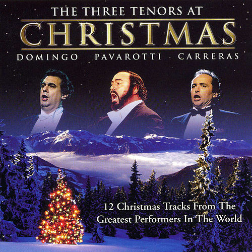 The Three Tenors At Christmas von Various Artists