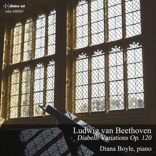 Beethoven: Diabelli Variations, Op. 120 de Diana Boyle