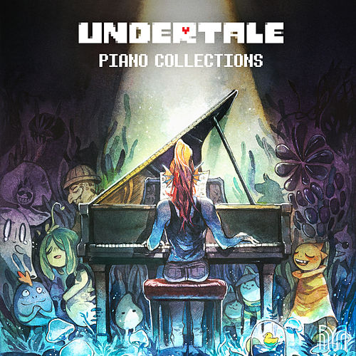 Undertale Piano Collections by David Peacock