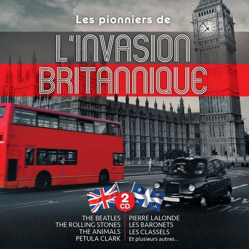 Les pionniers de l'invasion Britannique by Various Artists