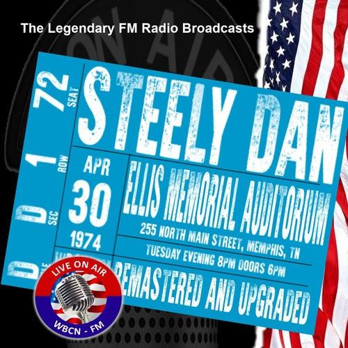 Legendary FM Broadcasts - Ellis Memorial Stadium, Memphis TN 30th April 1974 de Steely Dan