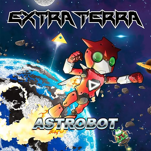 Astrobot de Extra Terra