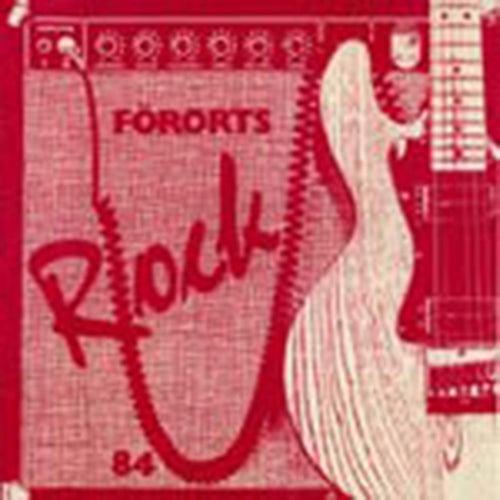 Förortsrock -84 de Various Artists