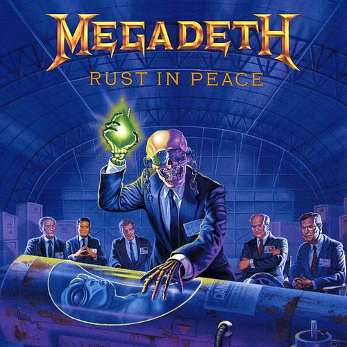 Rust In Peace de Megadeth