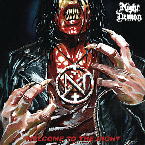 Welcome to the Night by Night Demon