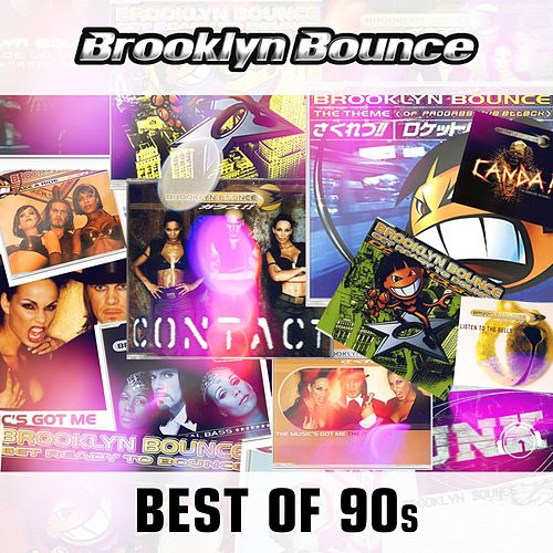 Best of the 90's de Brooklyn Bounce