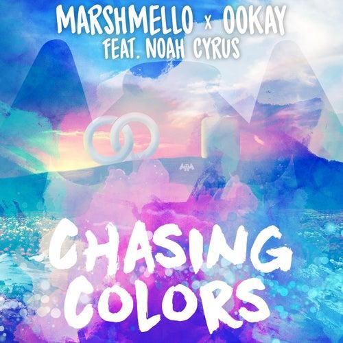 Chasing Colors (feat. Noah Cyrus) de Marshmello