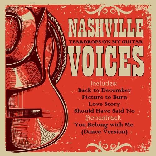 Teardrops on My Guitar de The Nashville Voices