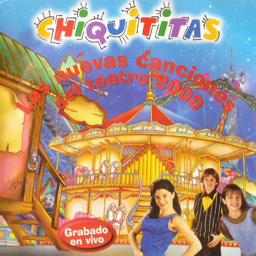 Las Nuevas Canciones del Teatro 2000 - En Vivo de Chiquititas