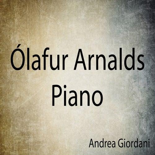 Ólafur Arnalds - Piano by Andrea Giordani