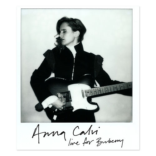 Live For Burberry de Anna Calvi