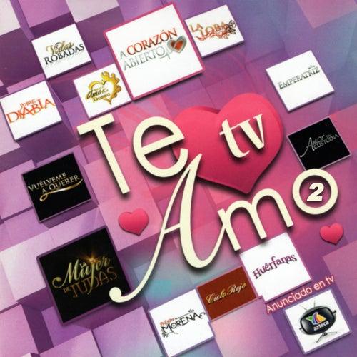 Te Amo TV 2 de Various Artists