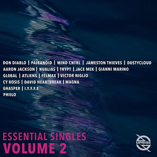 Uprise Essential Singles, Vol. 2 de Various Artists
