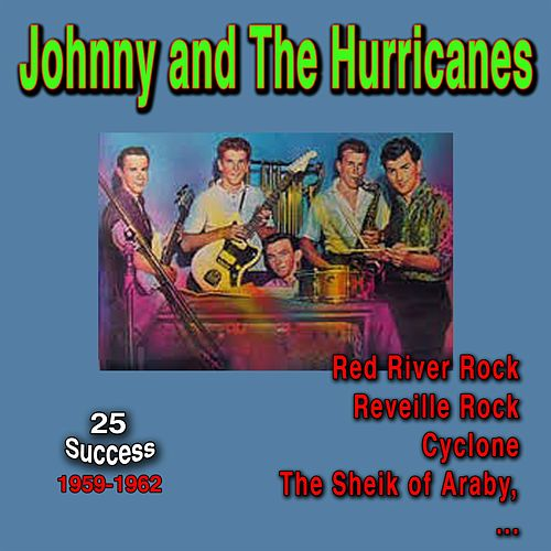 Johnny and the Hurricanes de Johnny & The Hurricanes