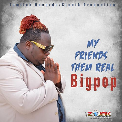 My Friends Them Real - Single by BigPop
