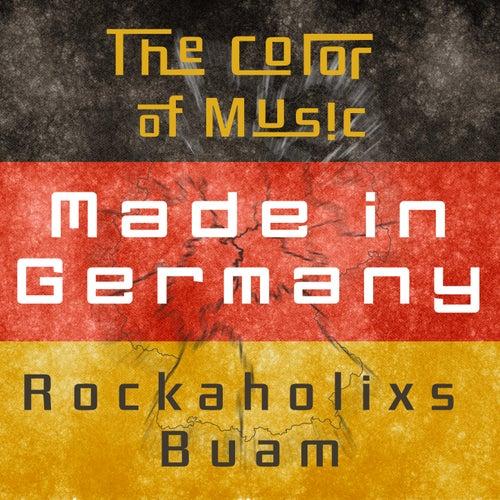 The Color of Music: Made in Germany de Rockaholixs Buam
