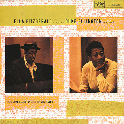 Ella Fitzgerald Sings The Duke Ellington Song Book von Various Artists
