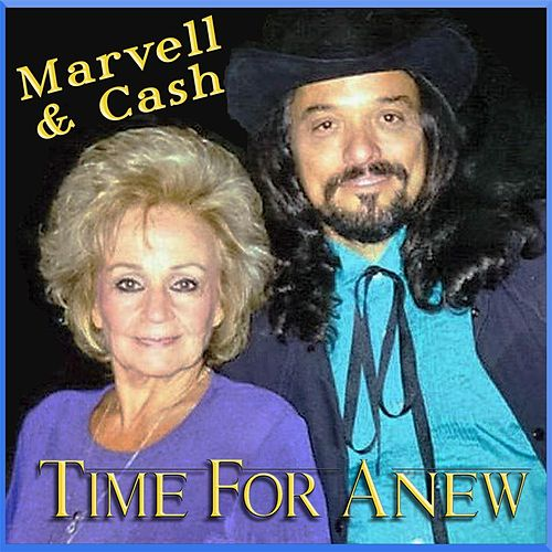 Time for Anew by Joanne Cash