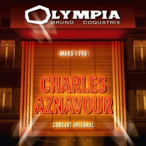 Olympia Février 1976 (Live) de Charles Aznavour