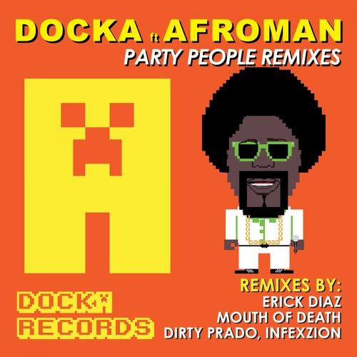 Party People (feat. AFROMAN) de Afroman