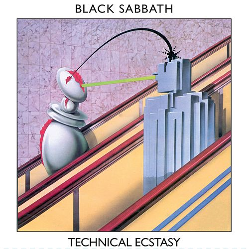 Technical Ecstasy (2009 Remastered Version) de Black Sabbath