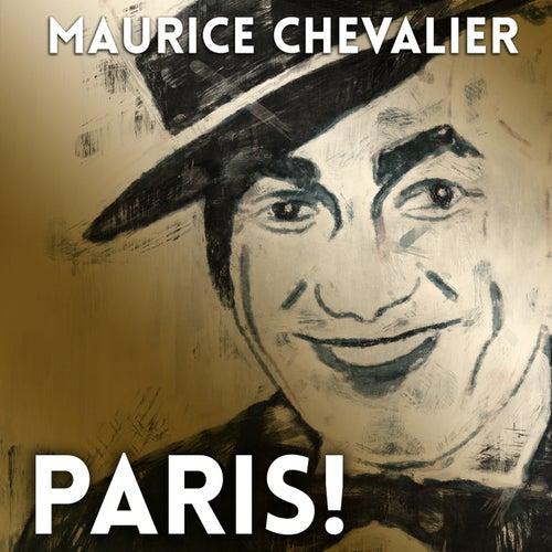 Paris! de Maurice Chevalier