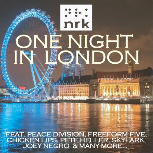 One Night In London de Various Artists