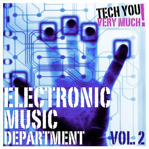 Electronic Music Department, Vol. 2 de Various Artists