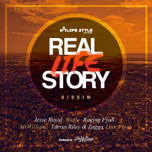 Real Life Story Riddim von Various Artists