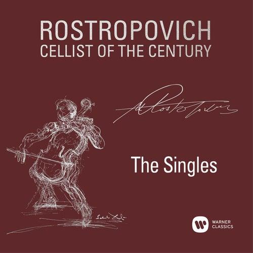 Rostropovich - The Singles de Mstislav Rostropovich