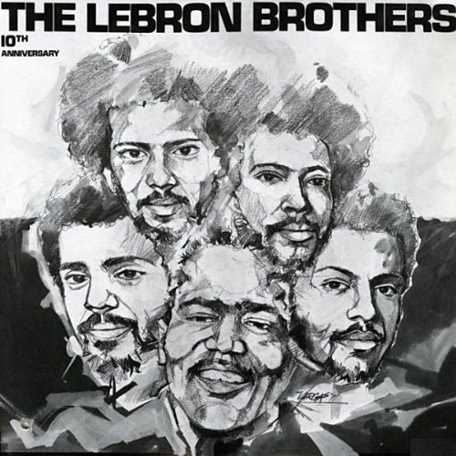 10th Anniversity by The Lebron Brothers